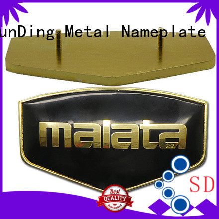 fine- quality office door name plates embossing with cheap price for staff