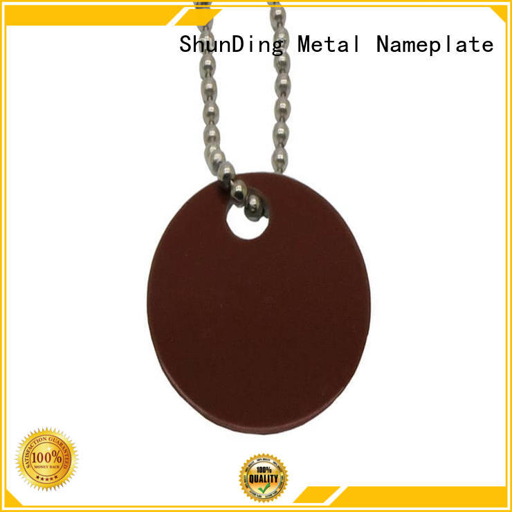 fine- quality engraved metal tags 3d cost for souvenir