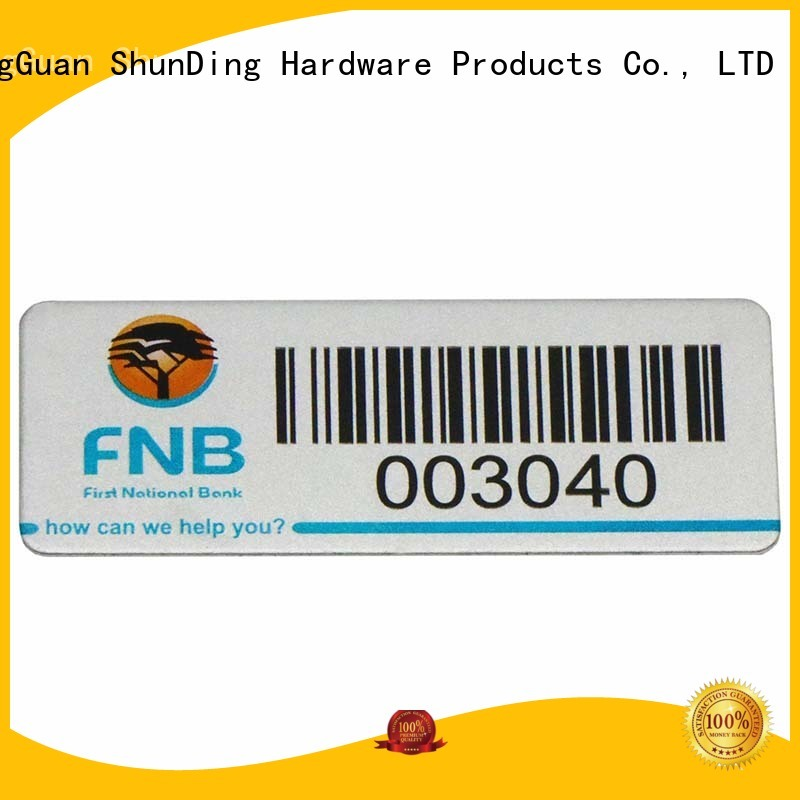 fine- quality metal adhesive labels adhesive for staff