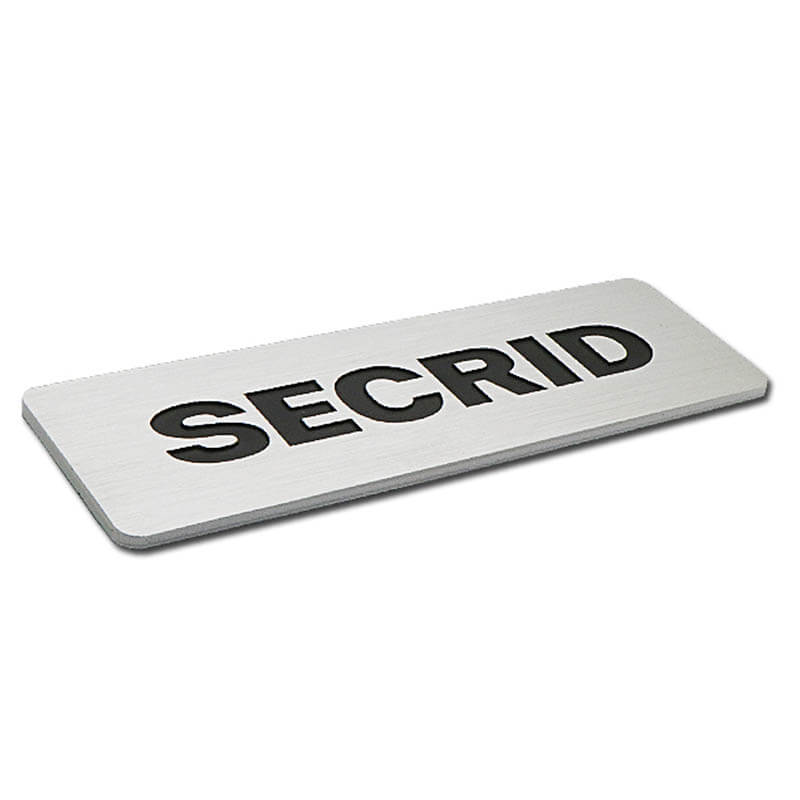 first-rate stainless steel name plates supply for company-1