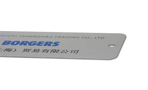 ShunDing stable metal luggage tags cost for meeting-4