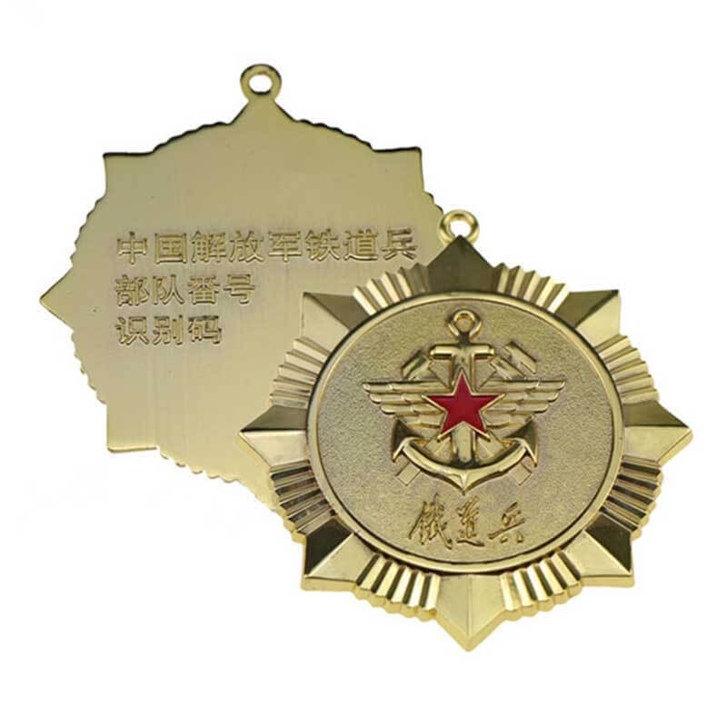 Custom Souvenir Die-casting Metal Medal SD-B00004
