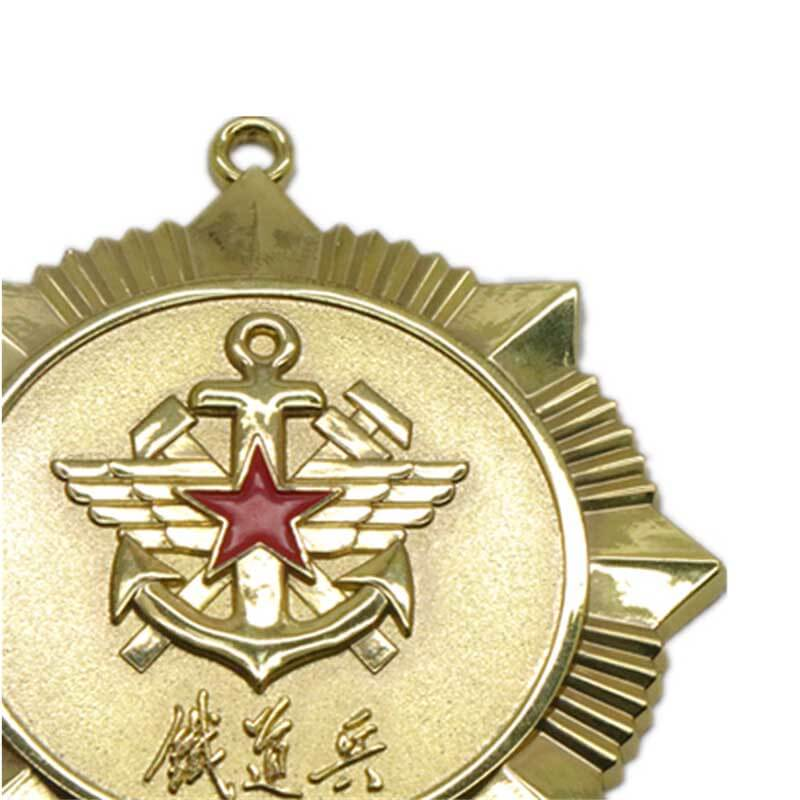 ShunDing quality metal badge manufacturers experts for staff-1