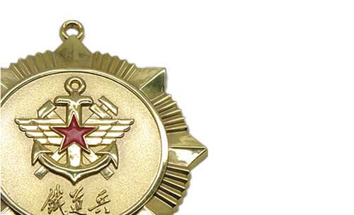 ShunDing fine- quality metal pin badges for commendation-4
