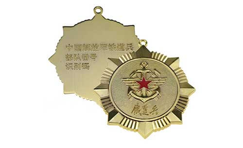 ShunDing fine- quality metal pin badges for commendation-5