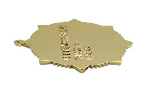 ShunDing fine- quality metal pin badges for commendation-6