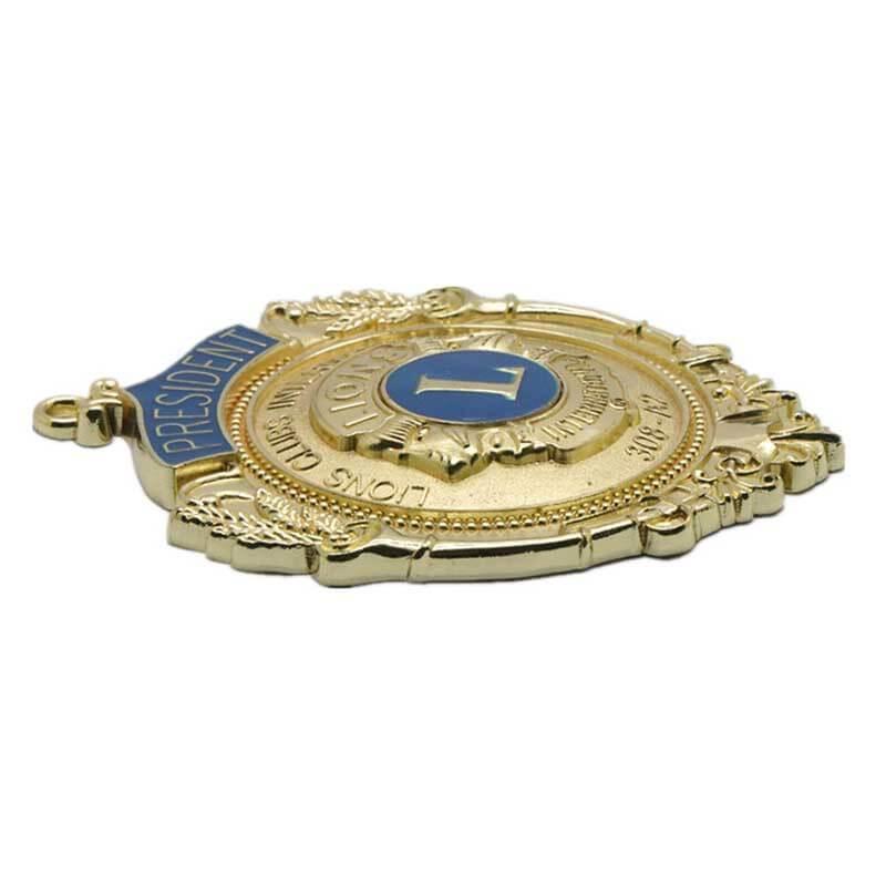 ShunDing stunning custom metal badges cost for commendation-1