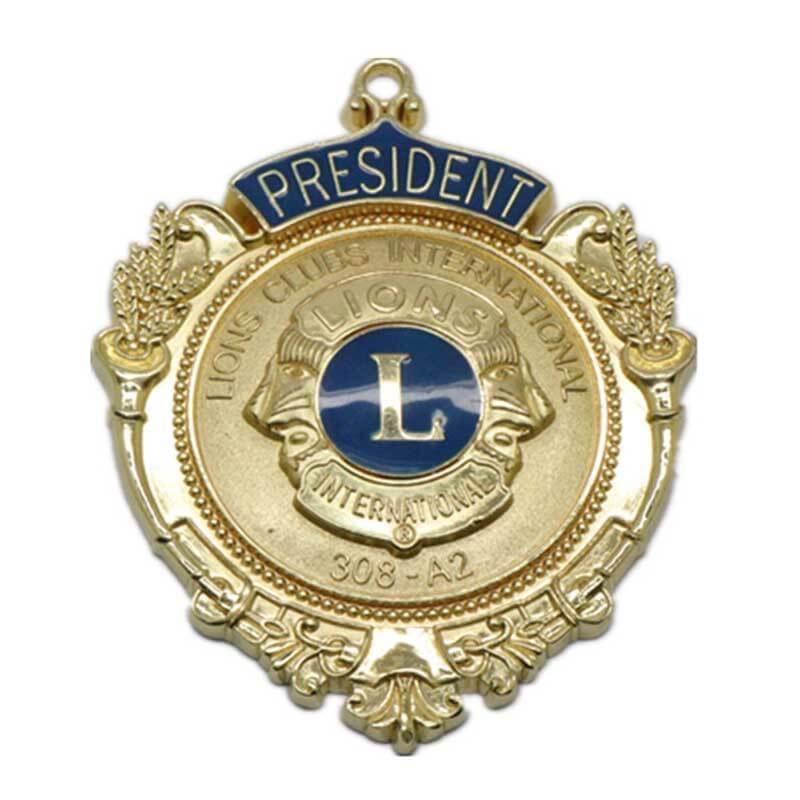 ShunDing stunning custom metal badges cost for commendation-2