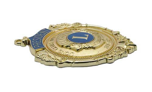 Custom Make Your Own Design Metal Souvenir Medal Plate SD-B00005-5