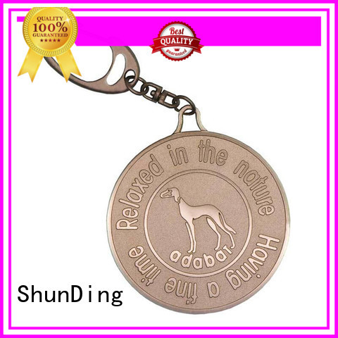 ShunDing inexpensive brand tag order now for staff