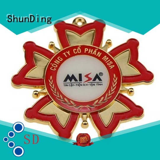 stunning metal badge selling cost for identification
