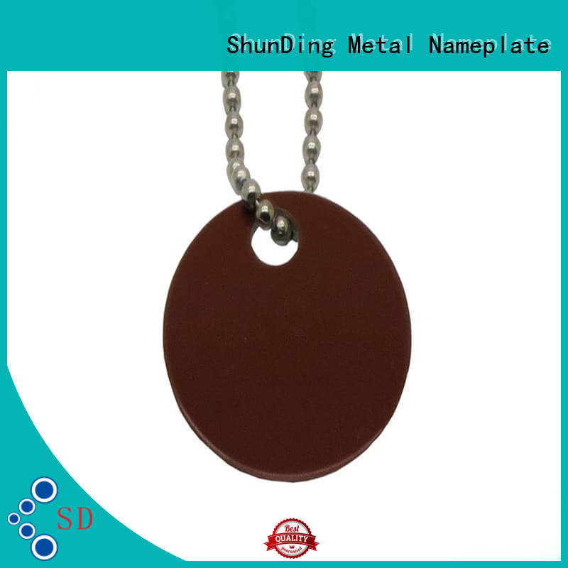 ShunDing high-quality asset tag for sale for company