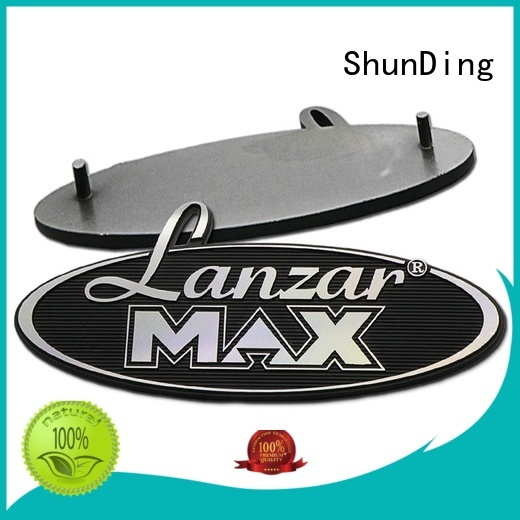 ShunDing stable custom name plates inquire now for identification