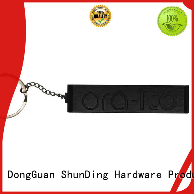 metal dog tags beaded key tag ShunDing Brand
