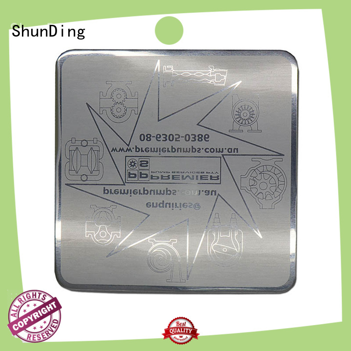 ShunDing thin epoxy dome stickers China Factory for commendation
