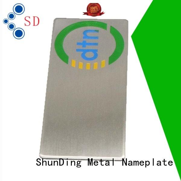 ShunDing stunning barcode label bulk production for activist