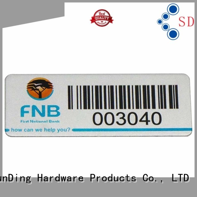 ShunDing barcode barcode labels from manufacturer for activist