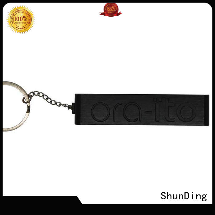 ShunDing aluminum asset tag free quote for souvenir