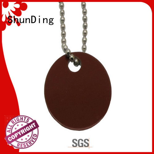 diamondcutting metal keychain order now for identification ShunDing