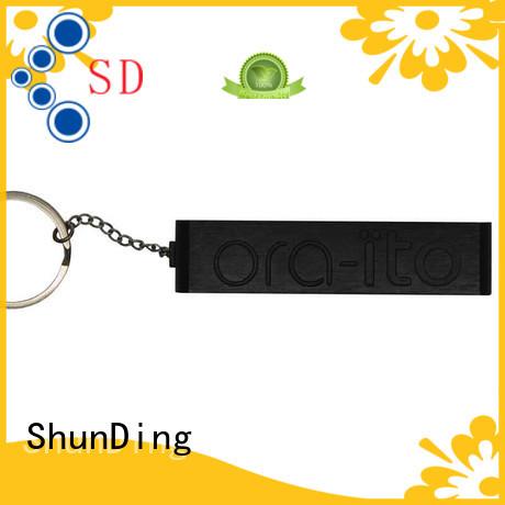 open pattern key tag printed garment ShunDing company