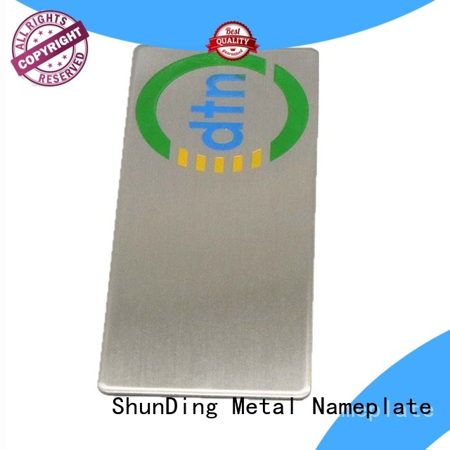 high-quality best metal labels label long-term-use for identification