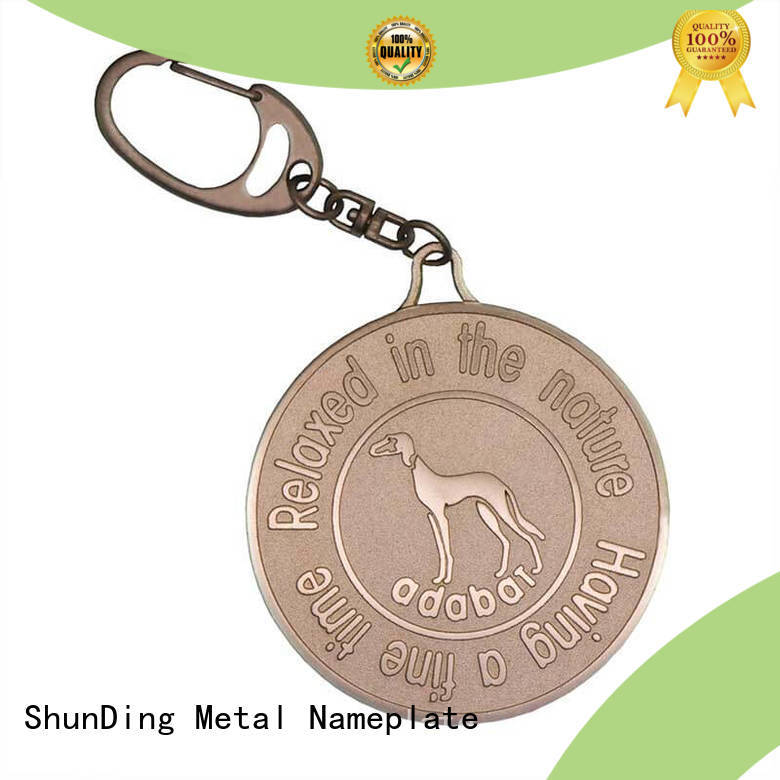 ShunDing quality engraved metal tags order now for activist