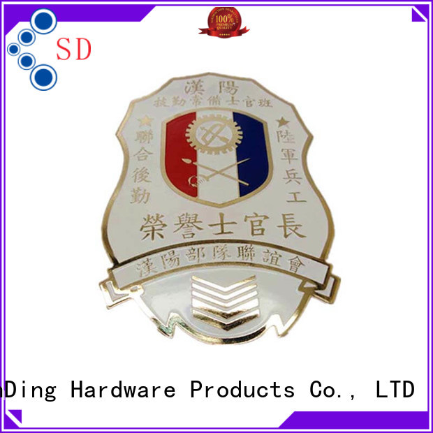 high-quality custom metal pin badges price for meeting