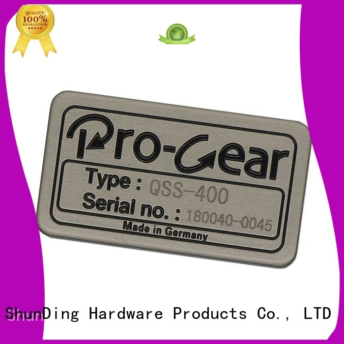 ShunDing advanced epoxy stickers with good price for auction