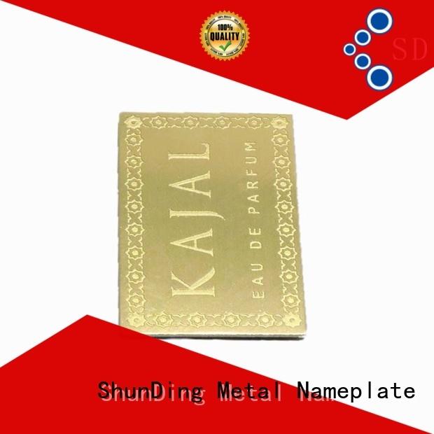 ShunDing label custom barcode labels for auction