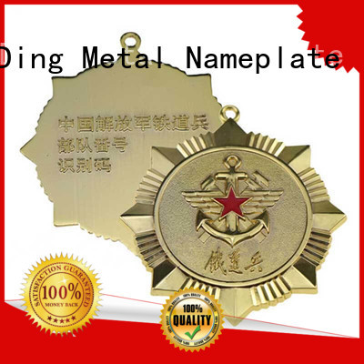 ShunDing quality metal medal experts for company