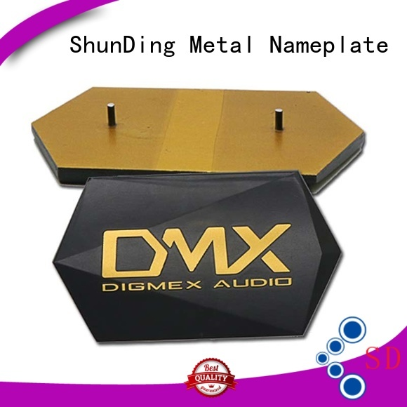 hot-sale door name plates domed factory price for commendation
