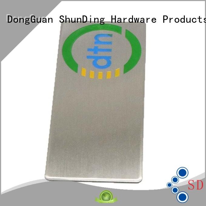 Hot barcode labels corner ShunDing Brand