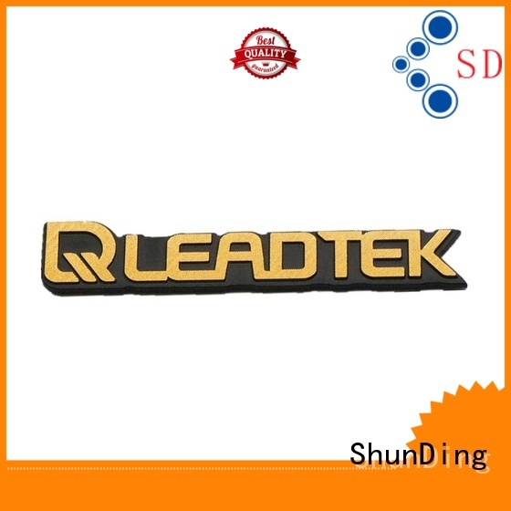 ShunDing number barcode label factory price for activist