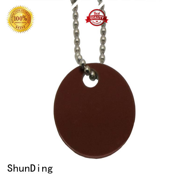ShunDing high-quality metal tag free quote for staff