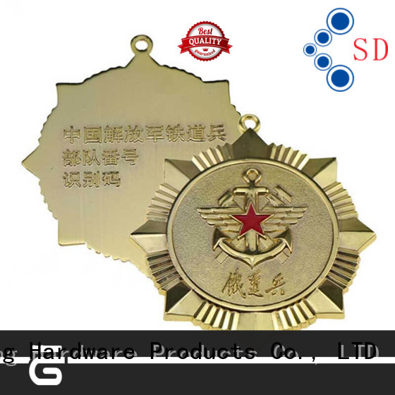 quality metal badge manufacturers price for souvenir