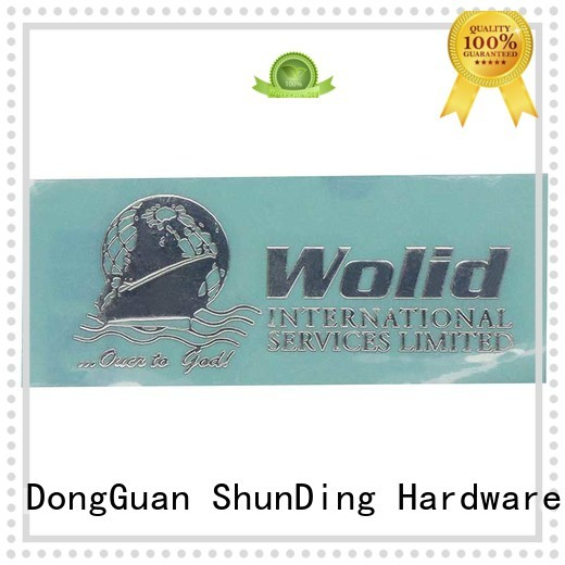 advanced aluminium sticker with good price for meeting