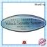 high-quality aluminum labels wine bulk production for souvenir