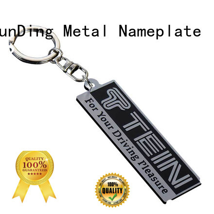 ShunDing hang custom metal tags for sale for souvenir