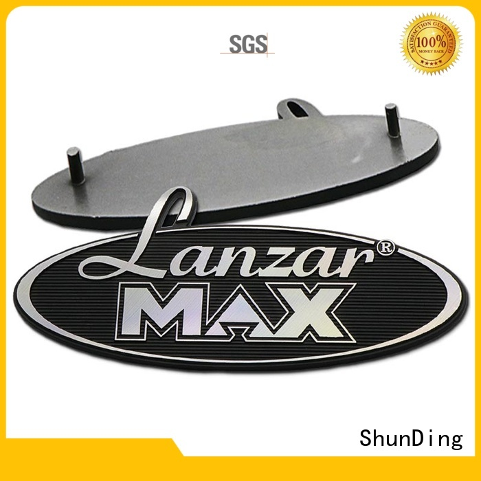reliable personalized desk name plate from China for auction ShunDing