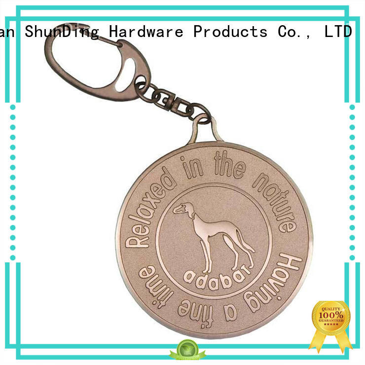 ShunDing quality engraved metal tags free quote for commendation