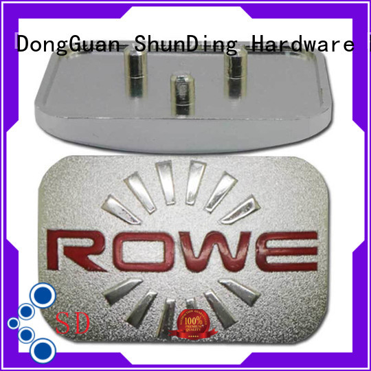 ShunDing first-rate personalized name plates with good price for identification