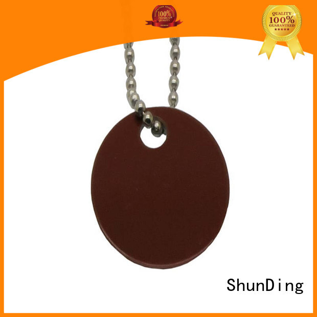 fine- quality metal dog tags order now for identification ShunDing