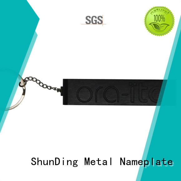 black metal hang tag cost for meeting ShunDing