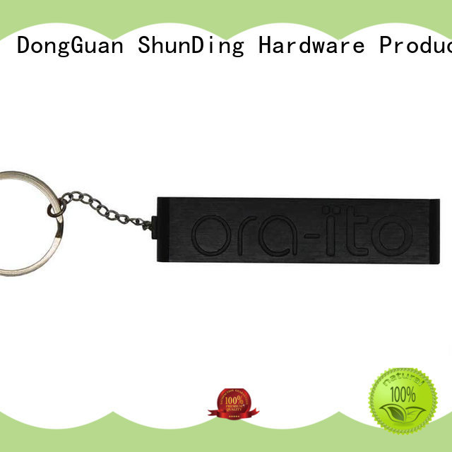 Hot garment key tag dog domed ShunDing Brand