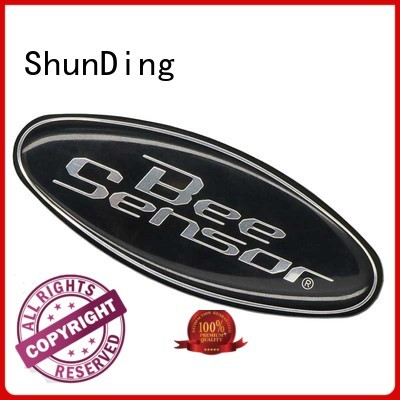 effective metal plate sticker thin with good price for meeting