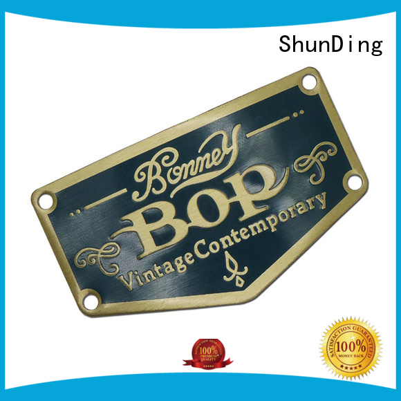 ShunDing first-rate epoxy stickers from China for identification