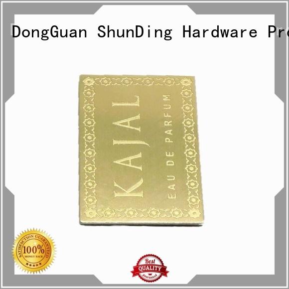ShunDing filled custom barcode labels bulk production for souvenir