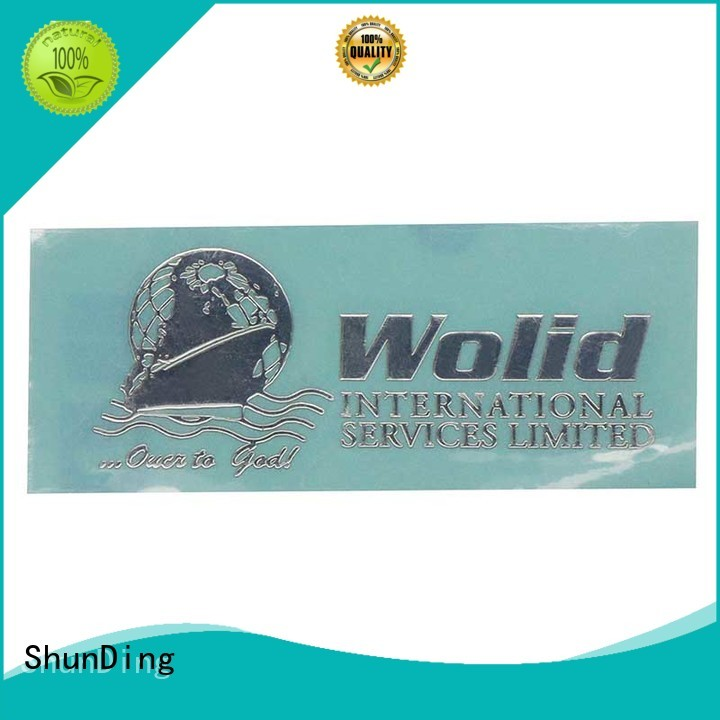 ShunDing metal stainless steel sticker with Quiet Stable Motor for meeting