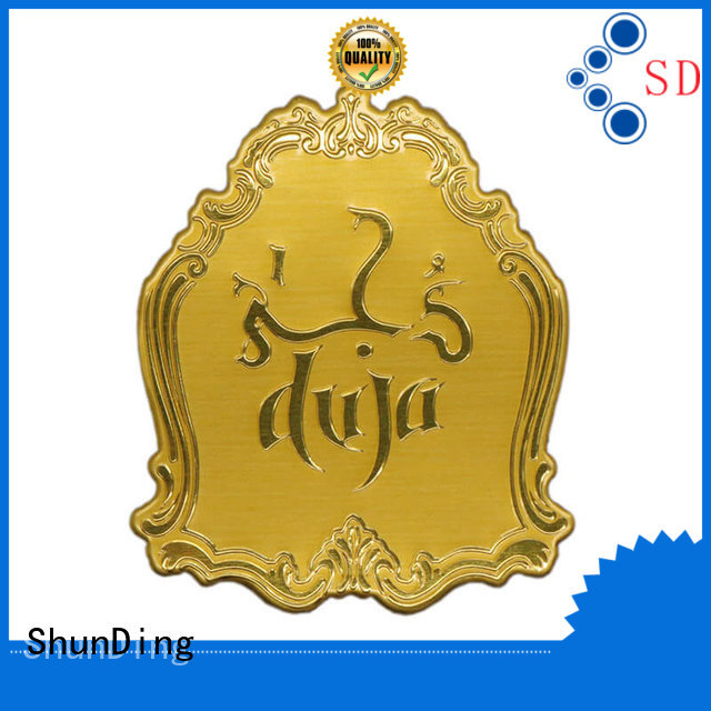 ShunDing nickel epoxy dome stickers China Factory for meeting