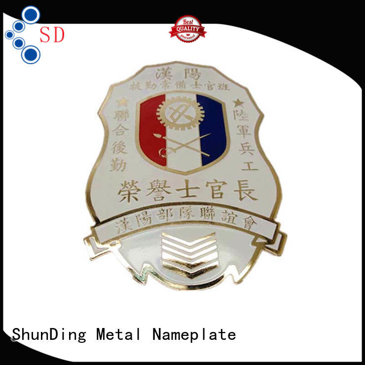 pin metal pin badges price for meeting ShunDing